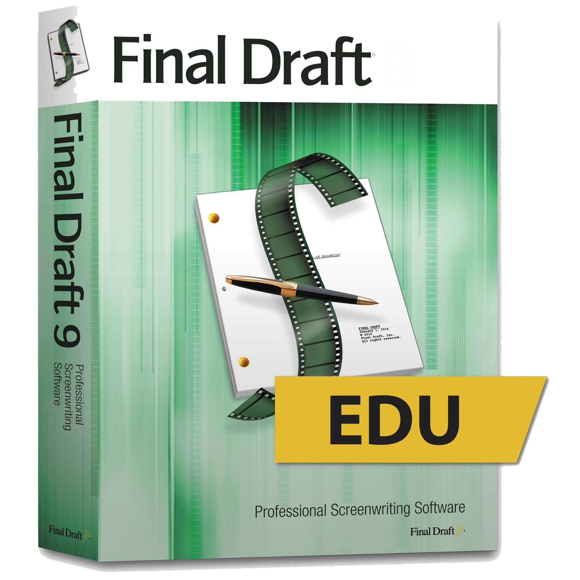 Final Draft 10.0 Edu PC/MAC